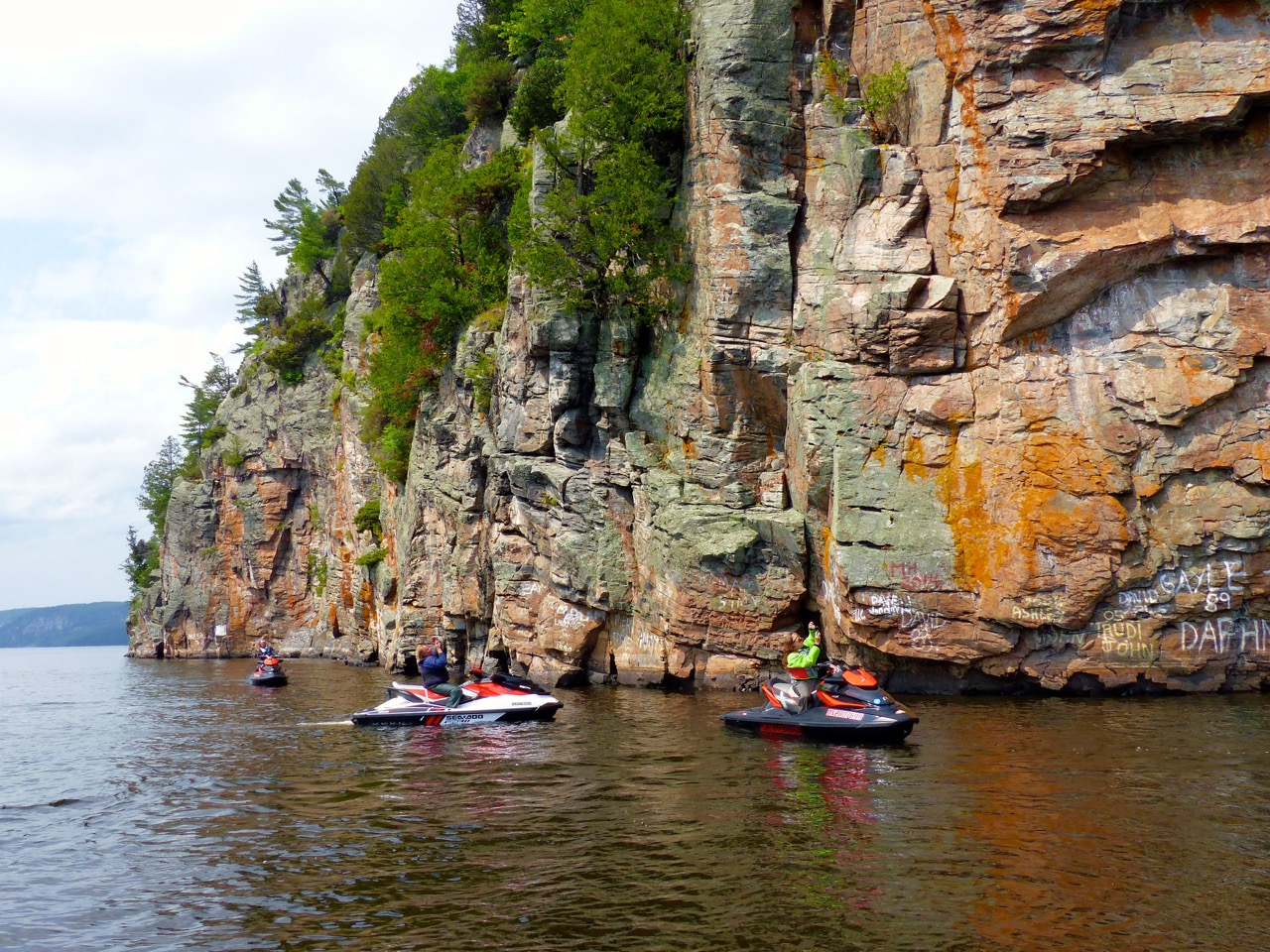 ottawa river tour video