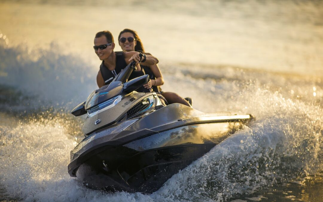Top 5 Sea Doo Technologies For Best PWC Riding