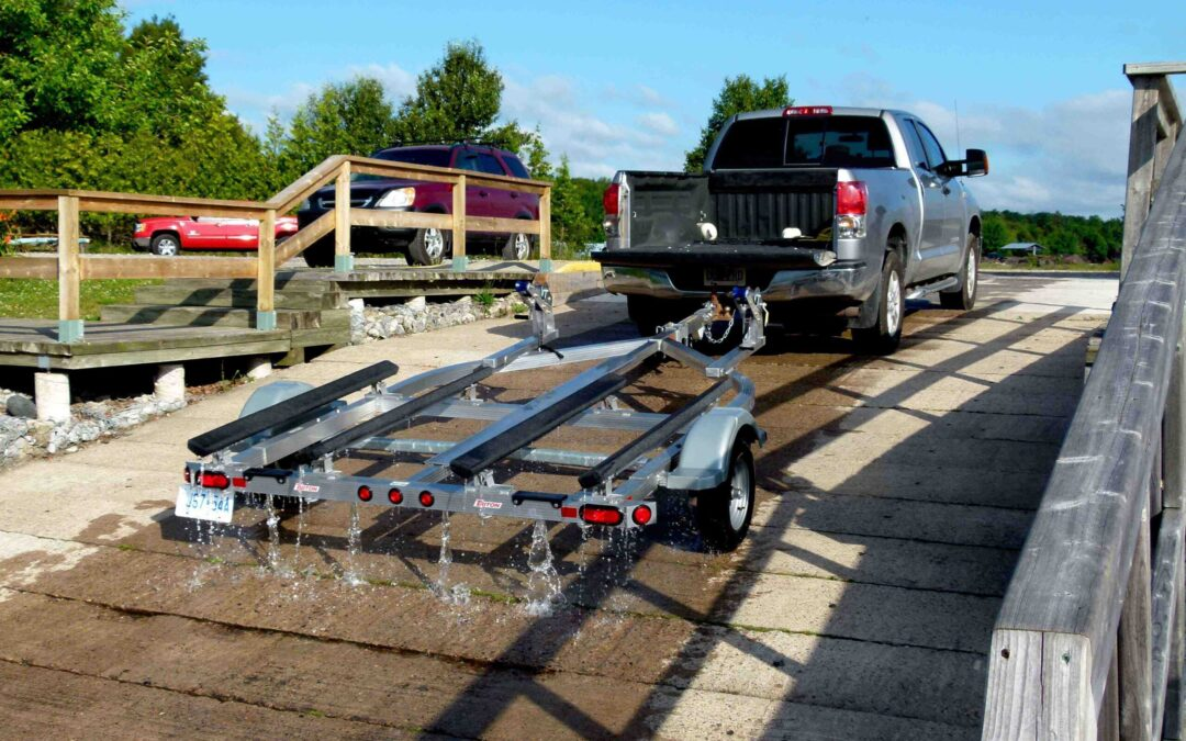 Triton PWC Trailer For Best Jet Ski Towing