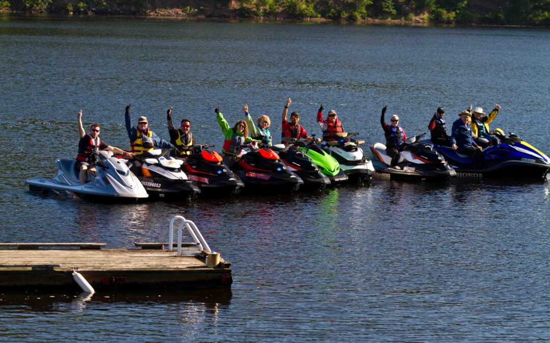Upper Ottawa River Sea Doo Blast Tour Planner