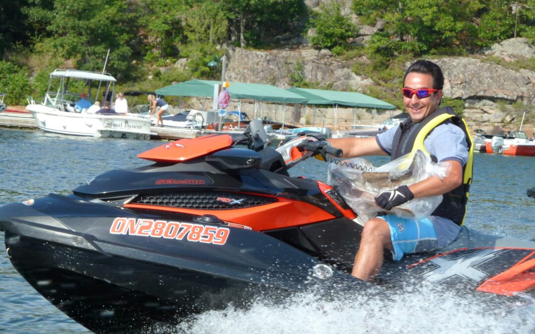 Sea Doo Trophy Fishing