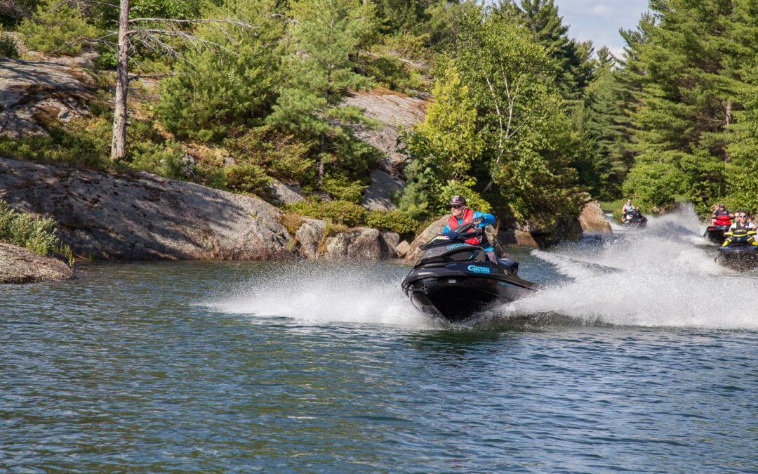 Sea Doo Suspension For Best Ride On Water
