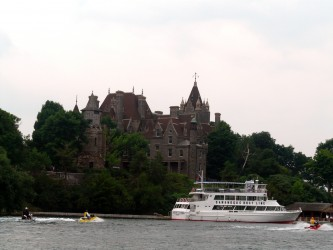 Photo of Boldt Castle on 1000 Islands Sea Doo Tour