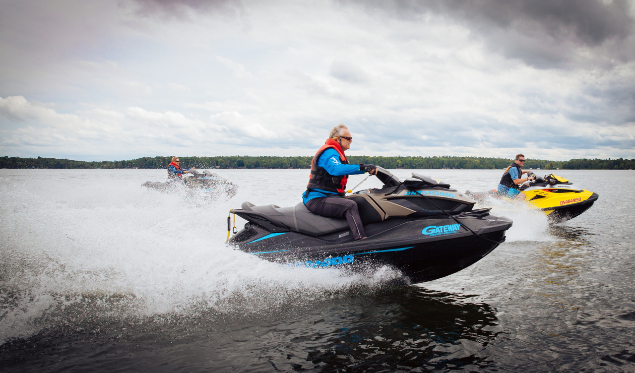 sea doo icontrol