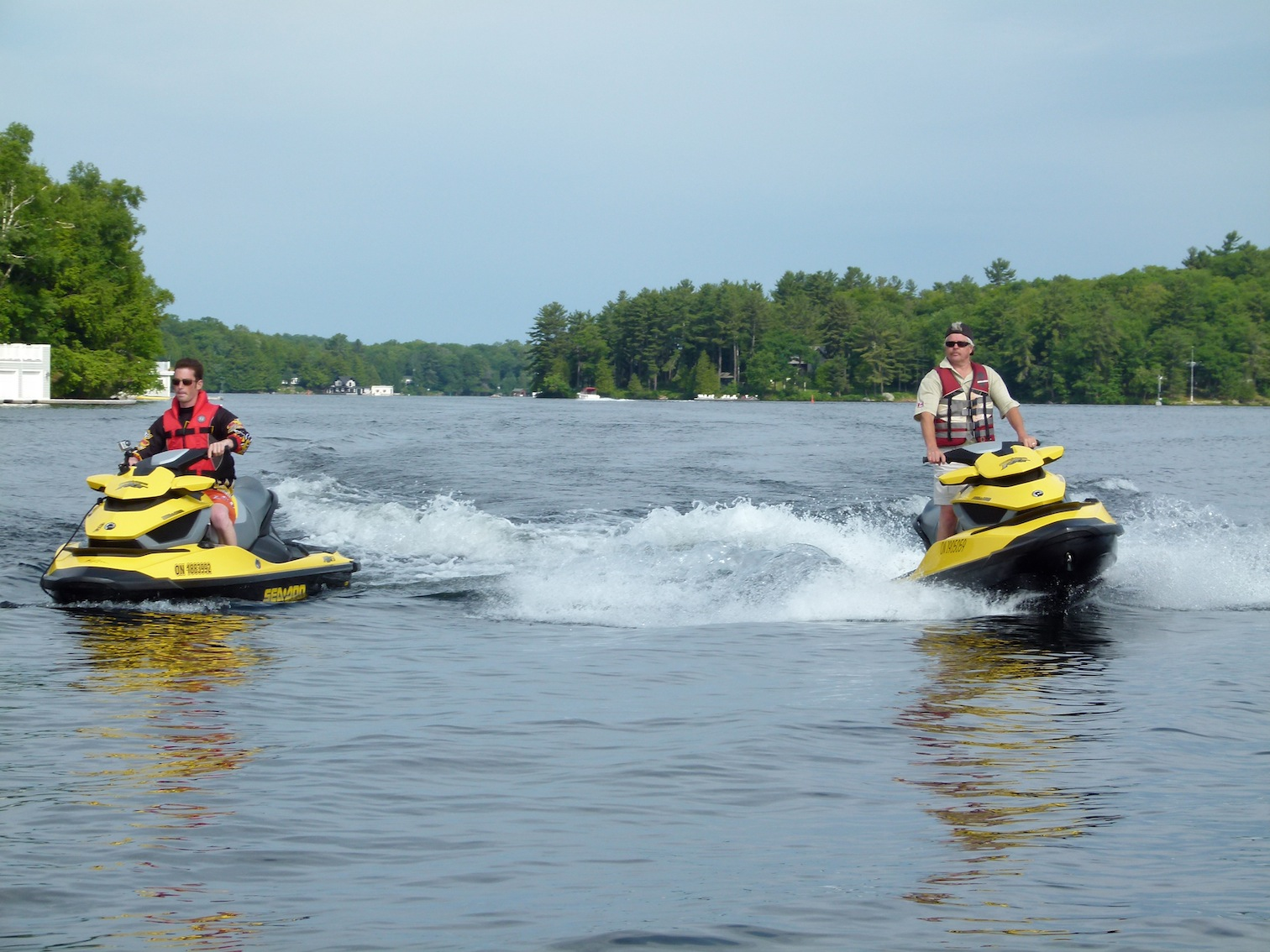 How to Use Sea Doo Cruise Control For Better Riding - Intrepid Cottager