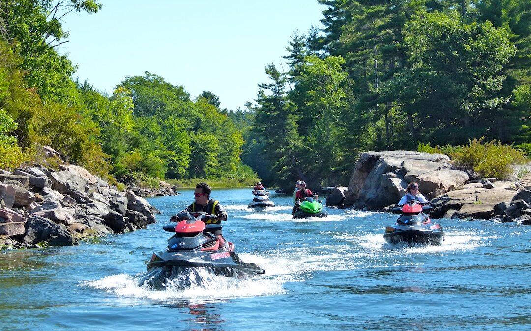 Good Reasons to Ride Ontario Sea Doo Tours