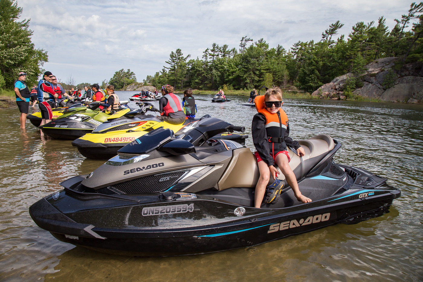 sea doo tours