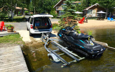 Sea Doo Launching Check List For Safe Unloading