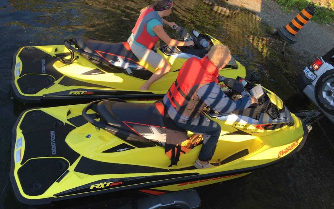 PWC Launching Lessons for Safe Sea Doo Tours