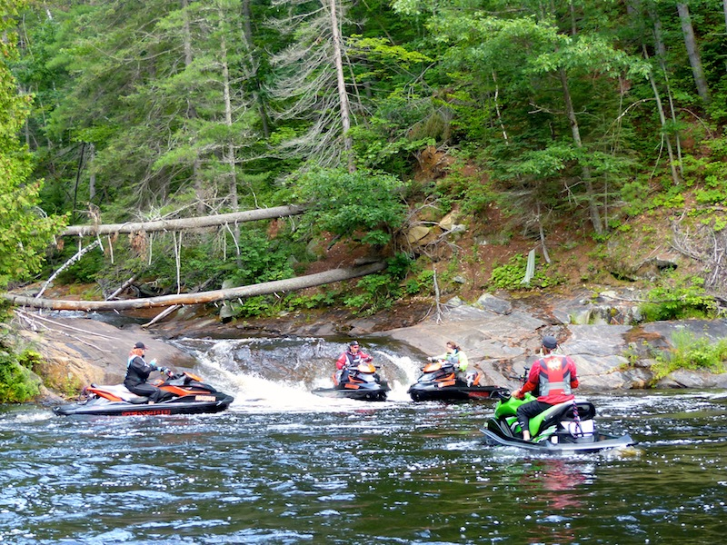 Jet Propulsion PWC Riding Cautions & Safety Advice - Intrepid Cottager