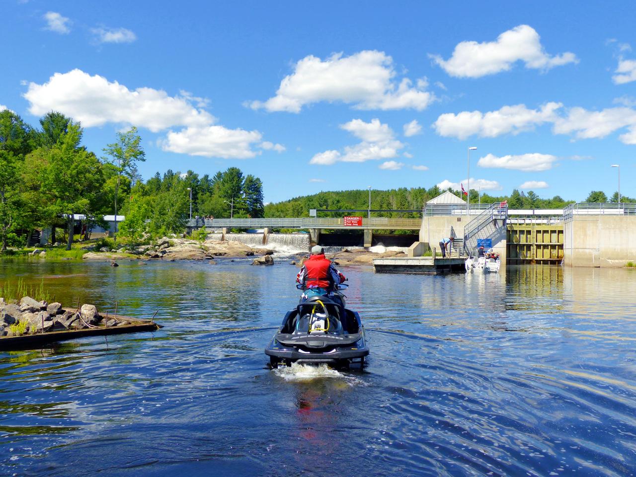 Magnetawan River Ontario