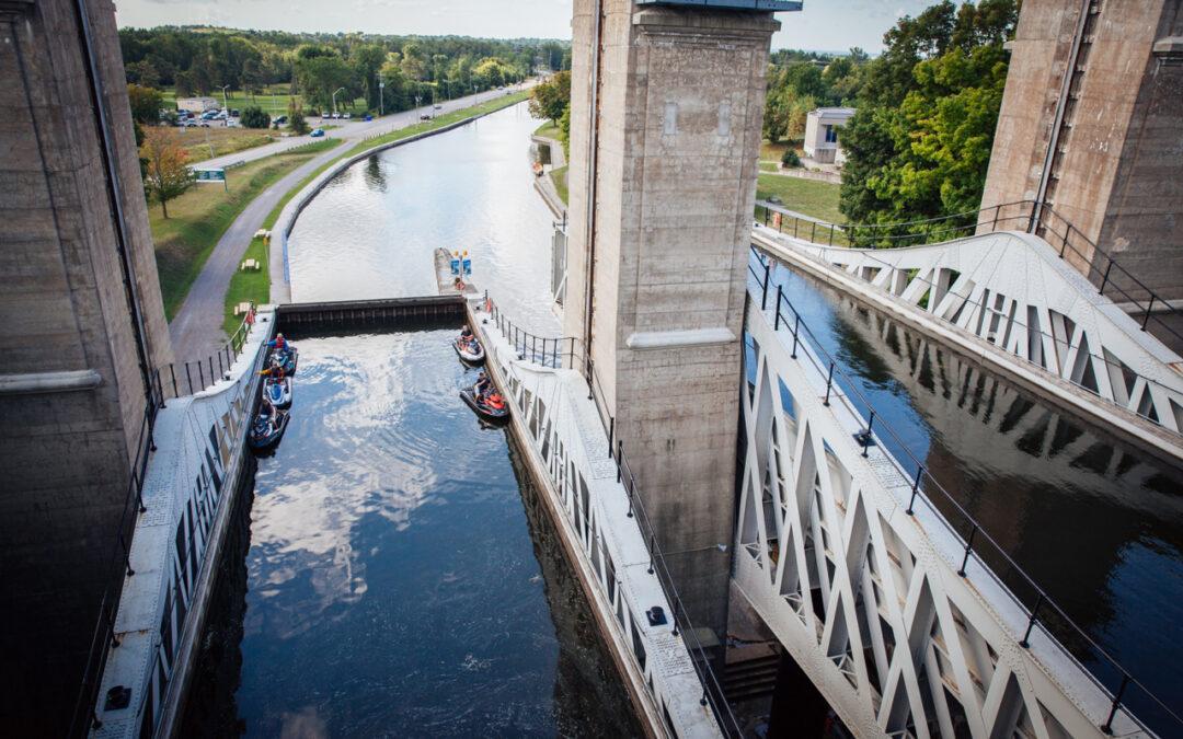 Six Best Ontario Waterway Bypass Systems & Locks