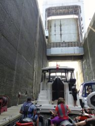 Six Best Ontario Waterway Bypass Systems: Carillon Lock