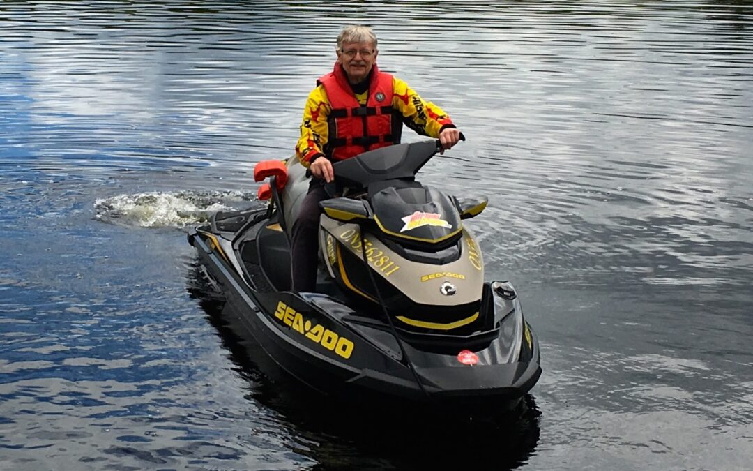 Sea Doo Brake For Best Stopping Control