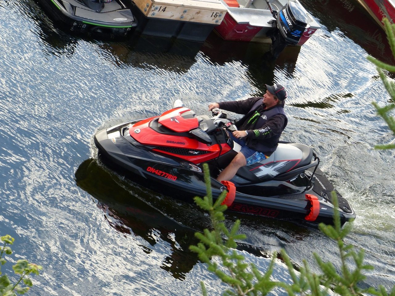 Sea Doo Docking Tips For How To Dock Like A Pro - Intrepid Cottager