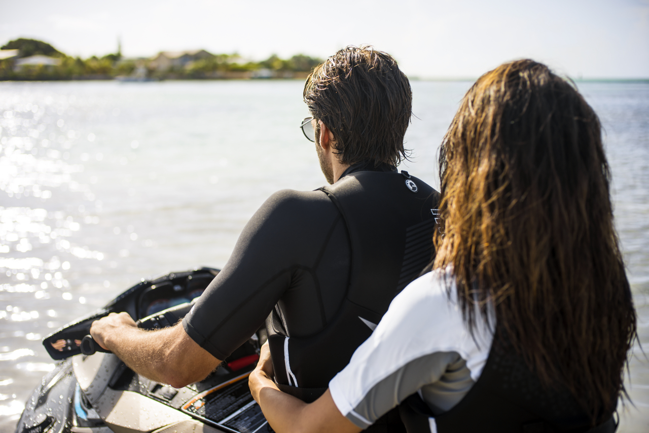 jet ski towing tips