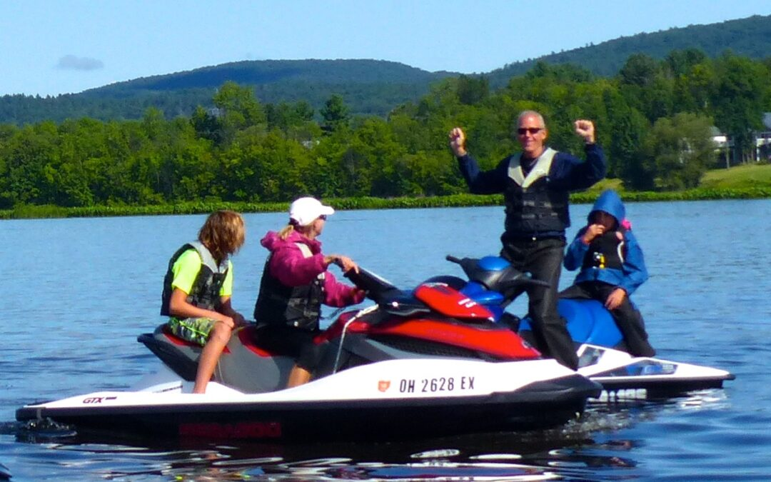 American Jet Ski Couple Rave About Ontario Riding
