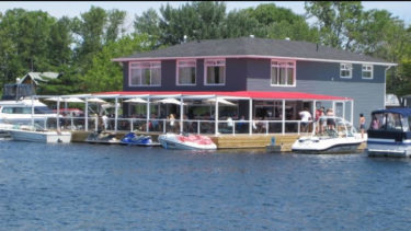 ontario waterfront restaurants