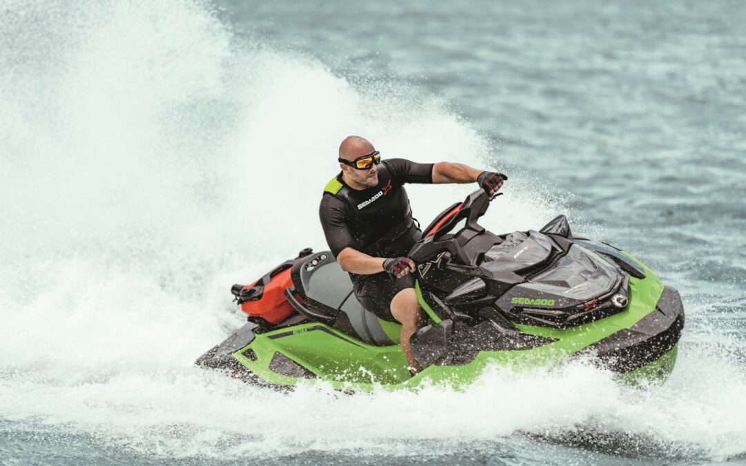 How To Avoid Getting Wet On A Personal Watercraft