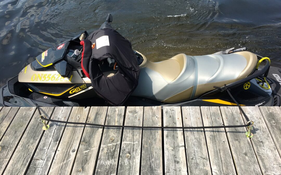 Portable Dock Cleats: Easy Mooring for Sea Doo Tours