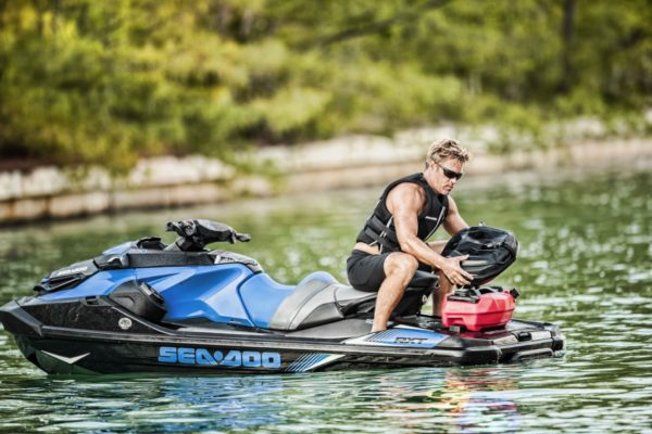 New Sea Doo Platform Review For Touring Riders - Intrepid Cottager