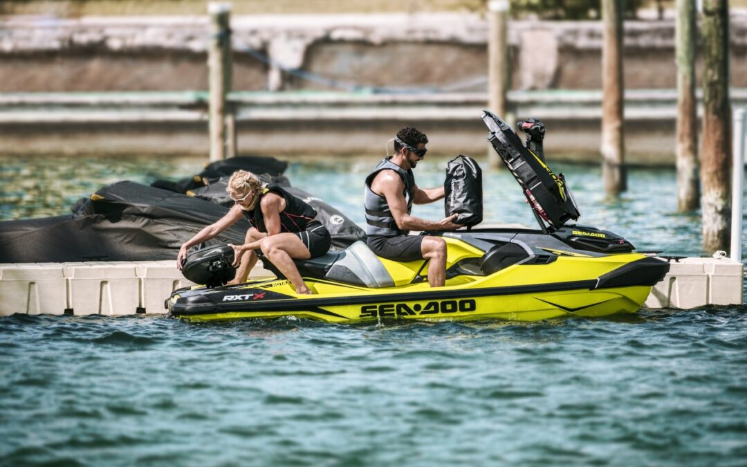 Sea Doo Storage Innovations For PWC Touring