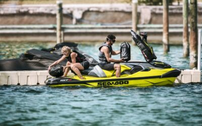 2018 Sea Doo Storage Innovations For PWC Touring