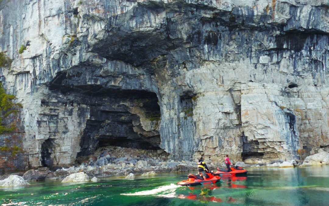 Bruce Peninsula Sea Doo Tour: Mystical Majestic Ride