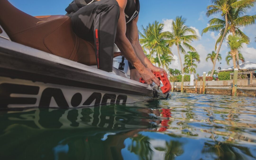 Sea Doo Fenders Protect From Scrapes & Scratches