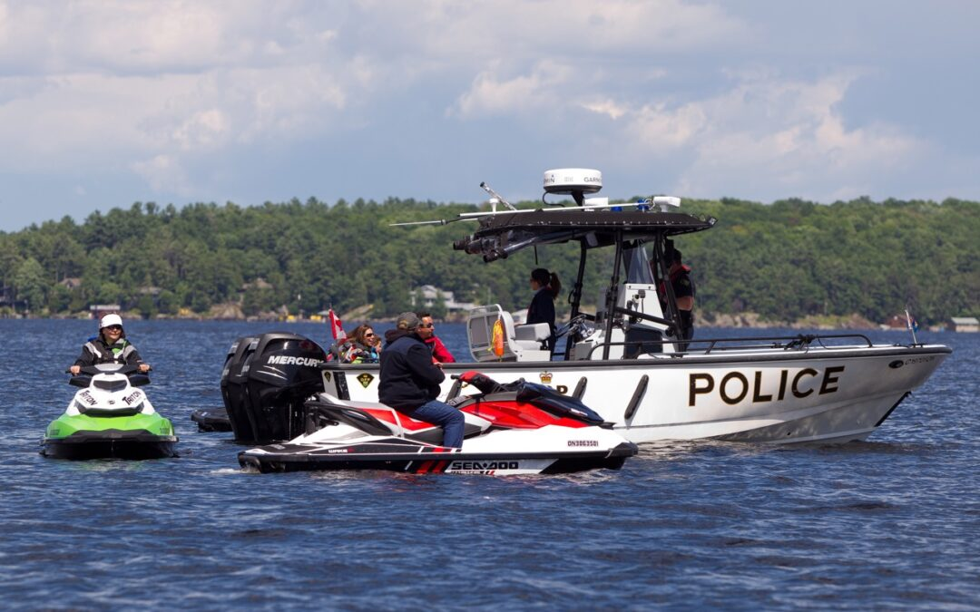 Ontario PWC Boating Regs For Jet Ski Riders