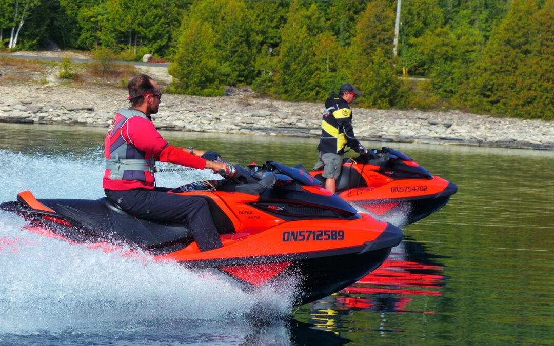 PWC Photo Secrets For Sea Doo Tours