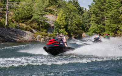 Keeping Cameras Dry On Sea Doo Tours