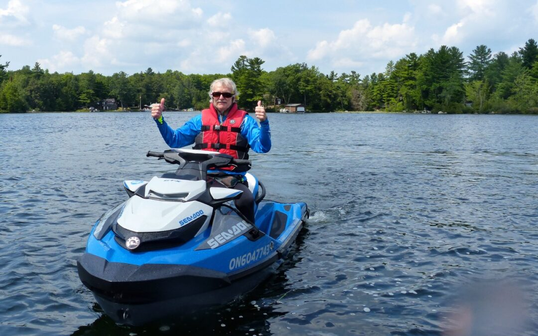 New Sea Doo Platform Review For Touring Riders