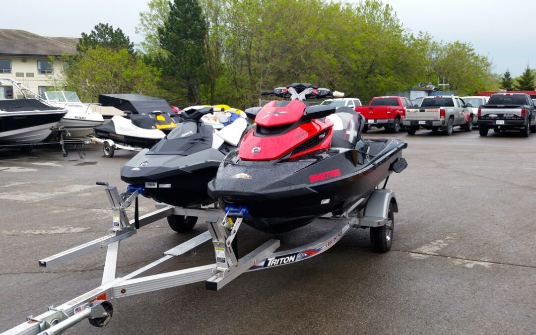 PWC Trailer Maintenance For Jet Ski Riders