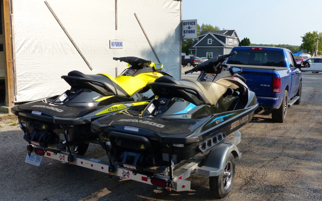 PWC Trailer Checklist For Jet Ski Riders